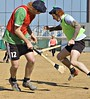 Irish Sports Day 2005, Seoul, Korea : A full day of Irish sport of Gaelic football, soccer, hurling and poc fada took place in March 2005 of the week-long Seoul Irish Festival